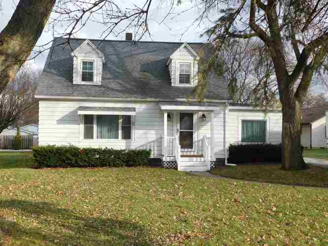 602 N Jefferson Street Ossian, IN 46777 | MLS 201951838