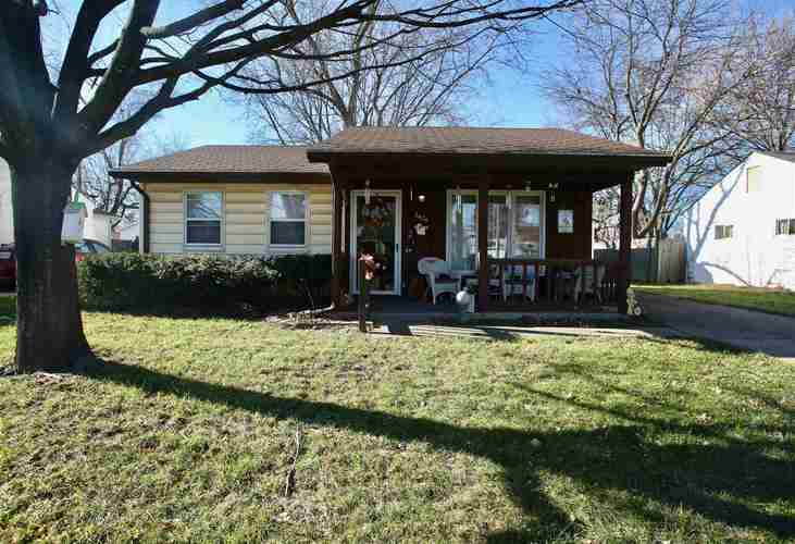 2424  Foxhall Drive Lafayette, IN 47909 | MLS 201951853