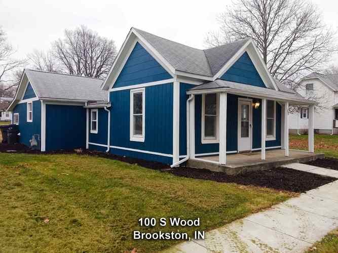 100 S Wood Street Brookston, IN 47923 | MLS 201952028