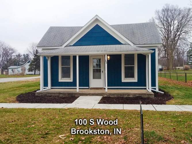 100 S Wood Street S Brookston, IN 47923 | MLS 201952028 | photo 2