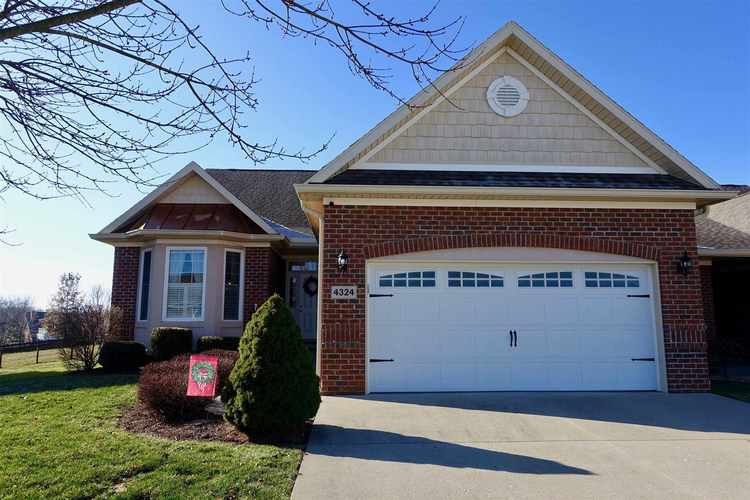 4324 S Clear View Court Bloomington, IN 47403 | MLS 201952298