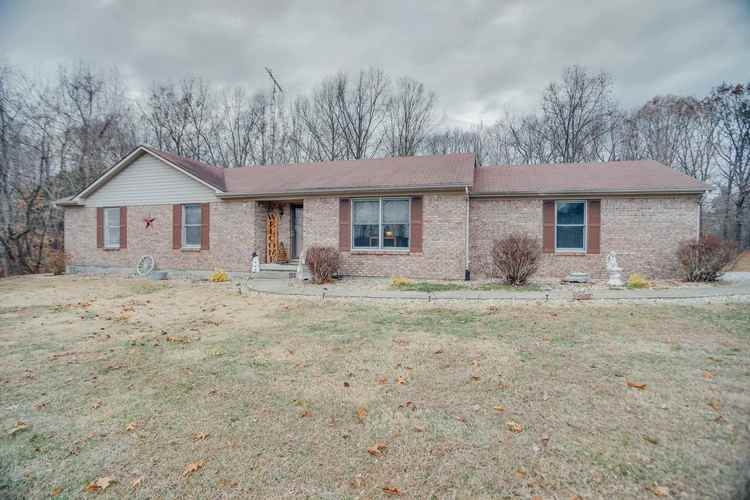 1639  Spice Valley Road Mitchell, IN 47446 | MLS 201952443