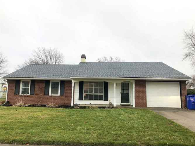 205  Oakmont Drive Kokomo, IN 46902 | MLS 201952469