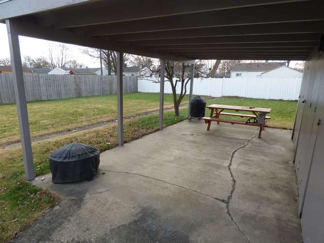 1241 Chimes Boulevard South Bend, IN 46615-3547 | MLS 201952500 | photo 16