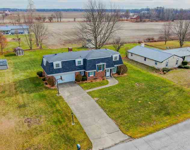 4954 N Brooke Drive Marion, IN 46952 | MLS 201952525