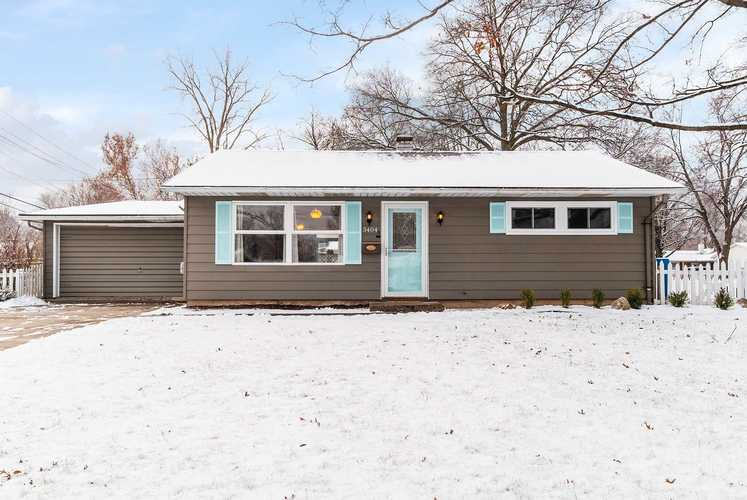 3404 Rexford Drive South Bend IN 46615-3743   MLS 201953014   photo 1
