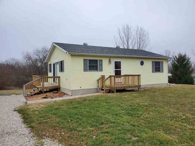 12335 E State Road 54 Road Springville, IN 47462 | MLS 201953625