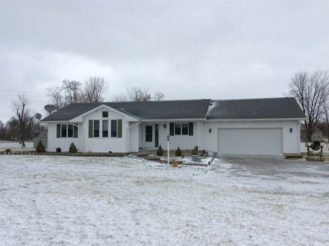 5717 E US Highway 224  Ossian, IN 46777 | MLS 202000102