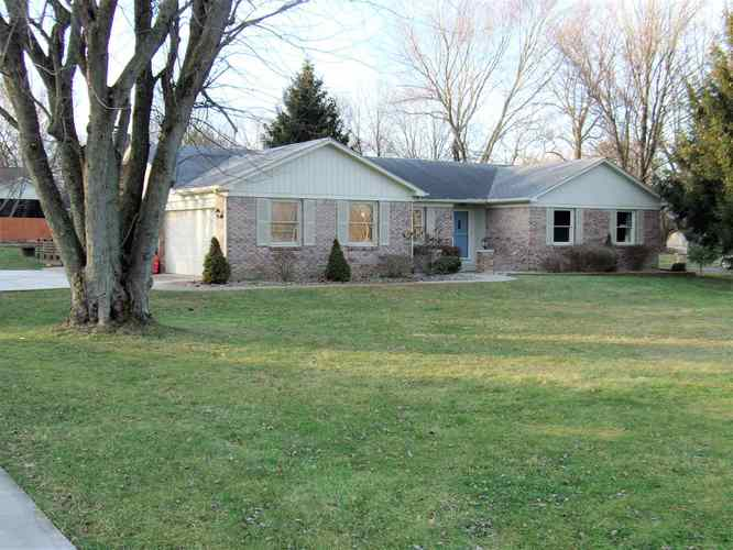 3051 W Country Club Road Crawfordsville, IN 47933 | MLS 202000144