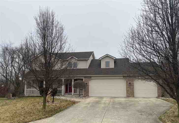 9731 Bakers Mill Court Leo, IN 46765 | MLS 202000205 | photo 1