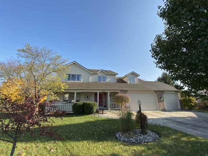 9731 Bakers Mill Court Leo, IN 46765 | MLS 202000205 | photo 27