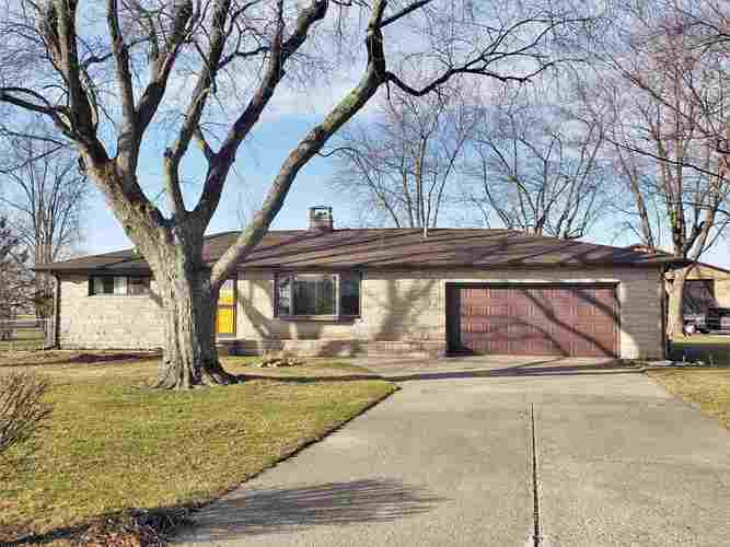 5313 N 250 WEST  Kokomo, IN 46901 | MLS 202000839