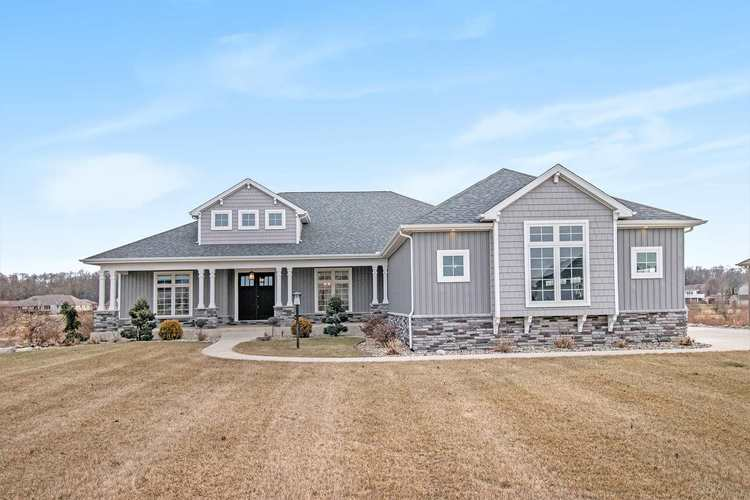 50824  Stonecutter Drive Granger, IN 46530-4336 | MLS 202001097