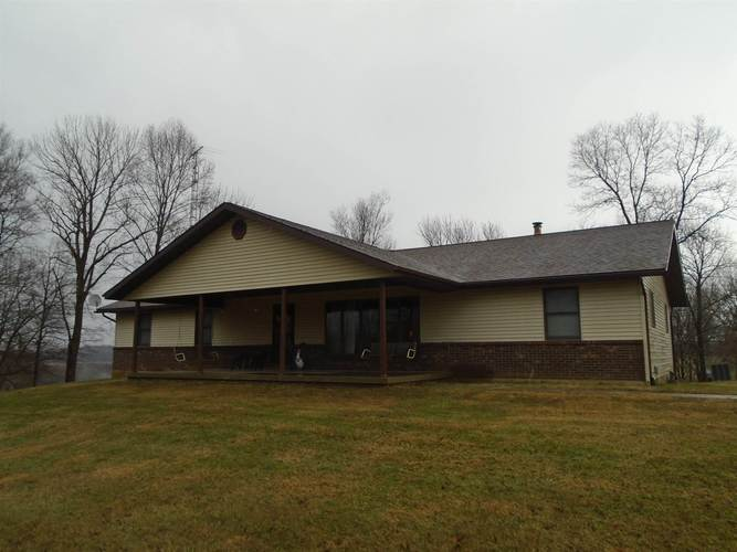 5032 Butler Bridge Rd Shoals, IN 47581 | MLS 202001182 | photo 1