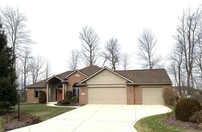 10427  SPOTTED HAWK Cove Hoagland, IN 46745 | MLS 202001202