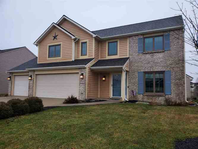 3212  Caledon Place Fort Wayne, IN 46818-9135 | MLS 202001231