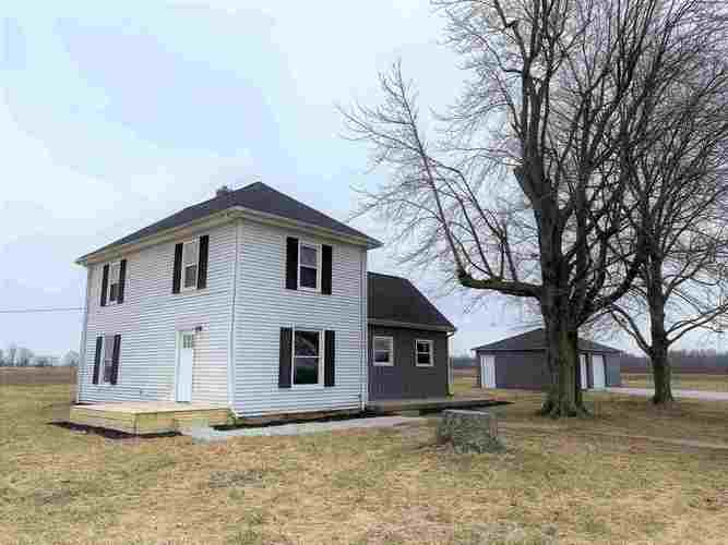 6865 E 200 S Road Crawfordsville, IN 47933 | MLS 202001580
