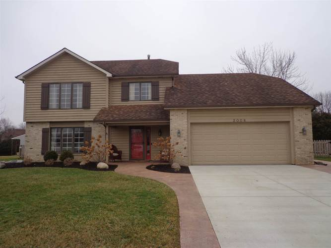2008  Monet Drive Fort Wayne, IN 46845 | MLS 202001670