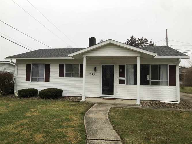 1115 N AUDOBON Drive Marion, IN 46952 | MLS 202001810
