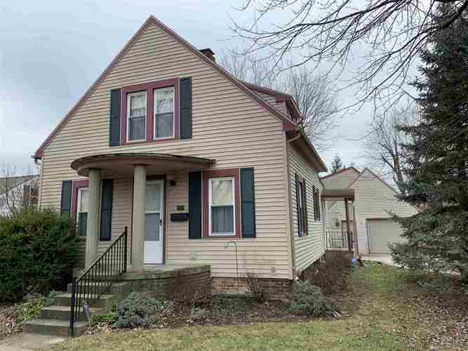 1021 W Race Street W Portland, IN 47371 | MLS 202001857 | photo 1
