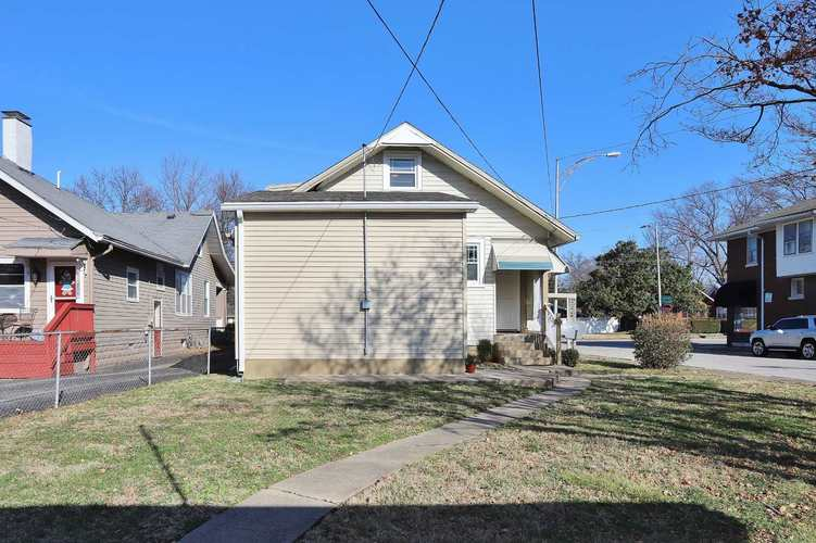 1623 Lincoln Avenue #A,B Evansville, IN 47714   MLS 202001902   photo 24