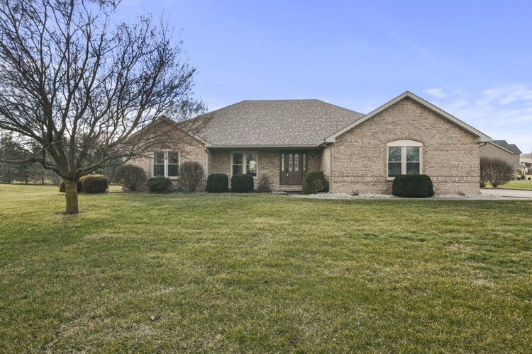 8063 Circling Hawk Drive Russiaville, IN 46979 | MLS 202001993 | photo 1