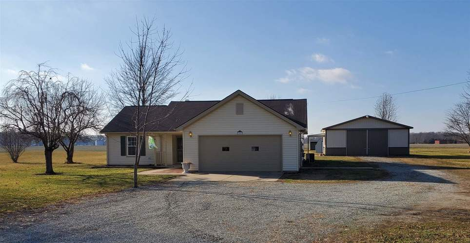 3247 S 750 W  Russiaville, IN 46979-9716 | MLS 202002104