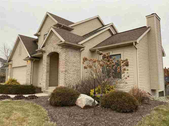 12524  Great Pines Cove Fort Wayne, IN 46845 | MLS 202002145