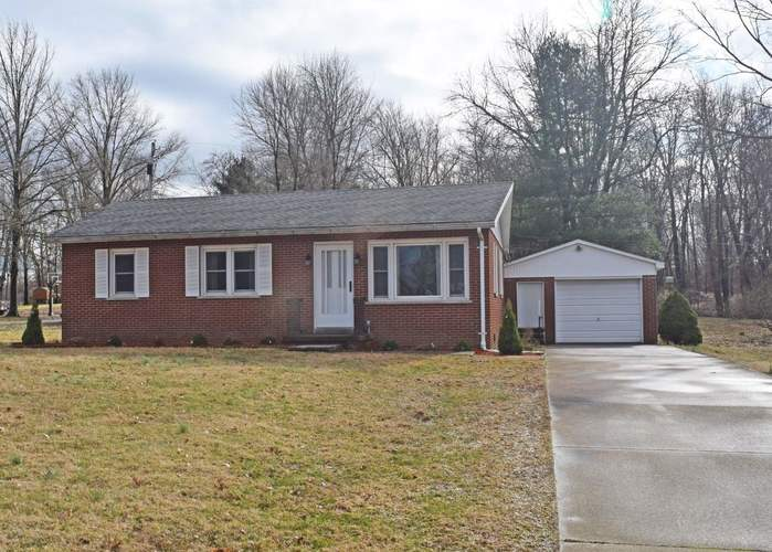 1299  Homestead Drive Boonville, IN 47601 | MLS 202002271