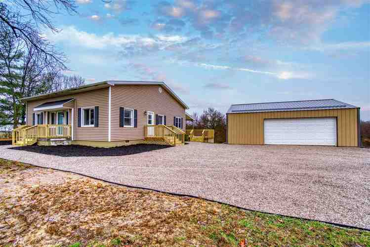 588 W State Route 62  Boonville, IN 47601 | MLS 202002289