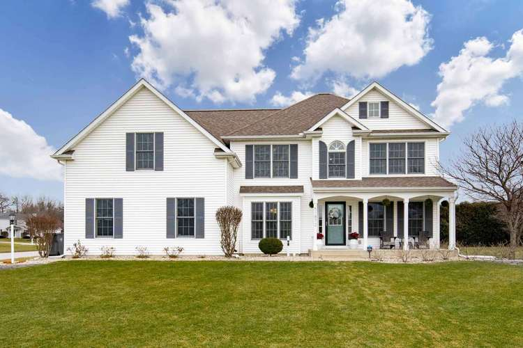 51872  Courtland Drive South Bend, IN 46637-6022 | MLS 202002487