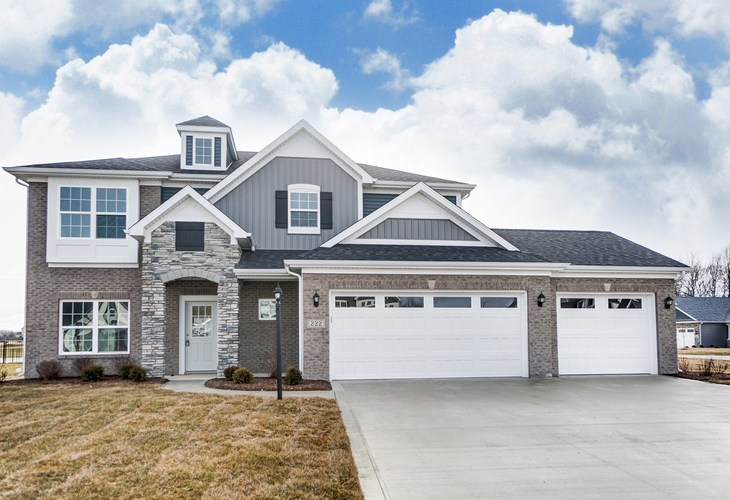 222  Montalcino Run Fort Wayne, IN 46845-4520 | MLS 202002616