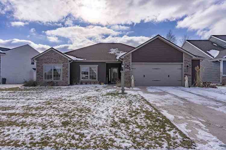 1515  Vintners Way Fort Wayne, IN 46845-8798 | MLS 202002635
