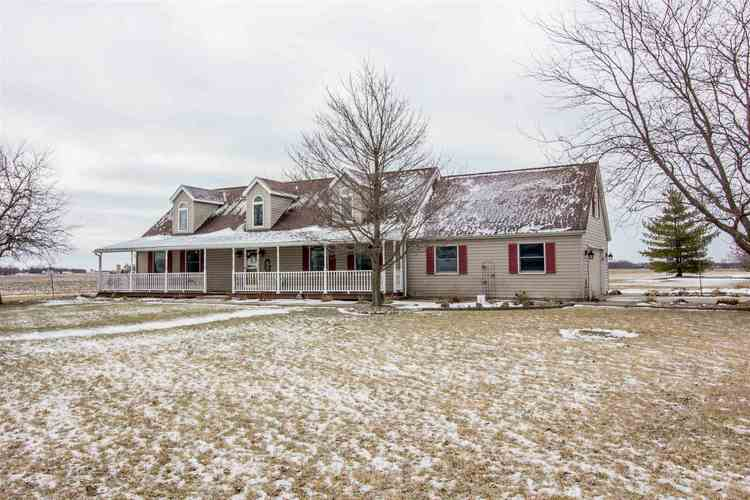 4707 N Blue Lake Road Churubusco, IN 46723-9765 | MLS 202002853