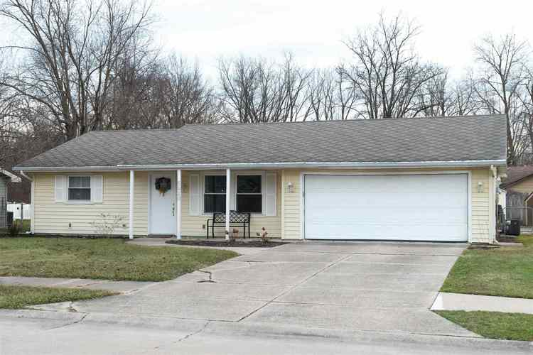 5620 Graber Drive Fort Wayne, IN 46835 | MLS 202003094 | photo 1