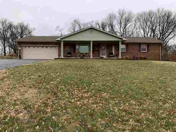 1406 Mary Lee Drive Princeton, IN 47670 | MLS 202003107 | photo 1