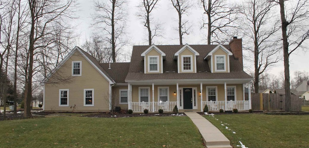2011 Point Wood Road Fort Wayne, IN 46818-8819 | MLS 202003667 | photo 1