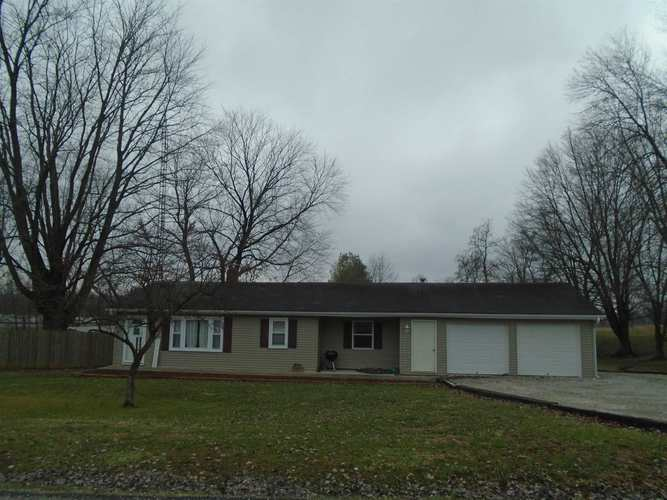 15382  Dover Hill Rd.  Shoals, IN 47581 | MLS 202003747