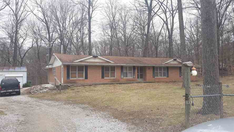 6421  State hwy 42 Highway Poland, IN 47868 | MLS 202003859