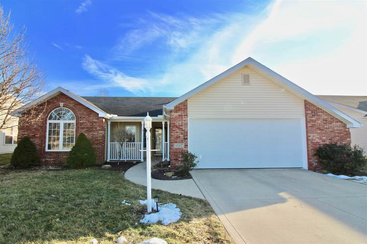 1017 Thornwillow Court Huntertown IN 46748-9384 | MLS 202003908 | photo 1