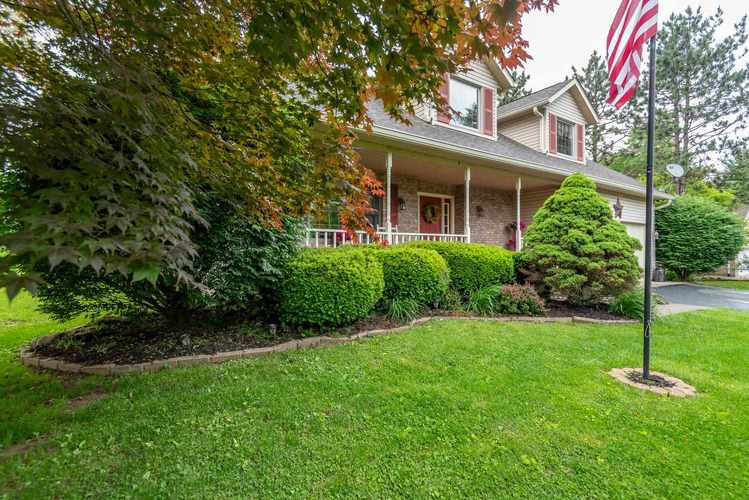 4401 E Janet Drive Bloomington IN 47401-8842 | MLS 202004021 | photo 1