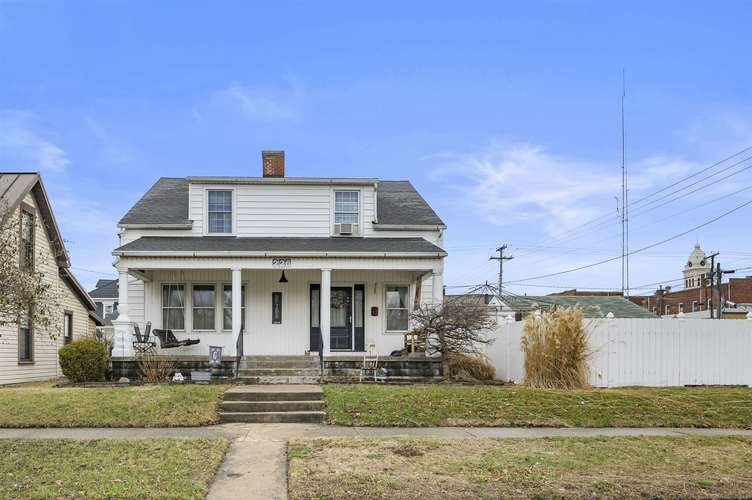 226 W South Street Winchester, IN 47394 | MLS 202004051