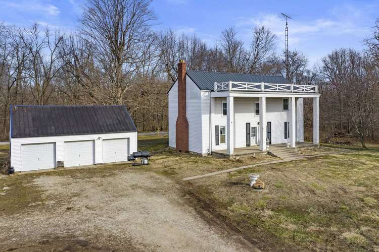 6486 W St Rd 32  Winchester, IN 47394 | MLS 202004322