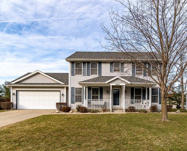 3818  Fern Hill Drive Mishawaka, IN 46544-6266 | MLS 202004346