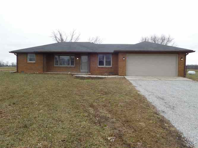 9859 W County Road 750 North W Middletown, IN 47356-9713 | MLS 202004793 | photo 1