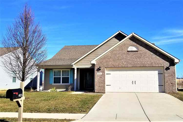 4023 JOSHUA Drive Marion, IN 46953-2180 | MLS 202005698 | photo 1