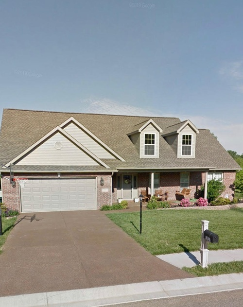 1911 HICKORY HILL Court Newburgh, IN 47630   MLS 202005998   photo 1