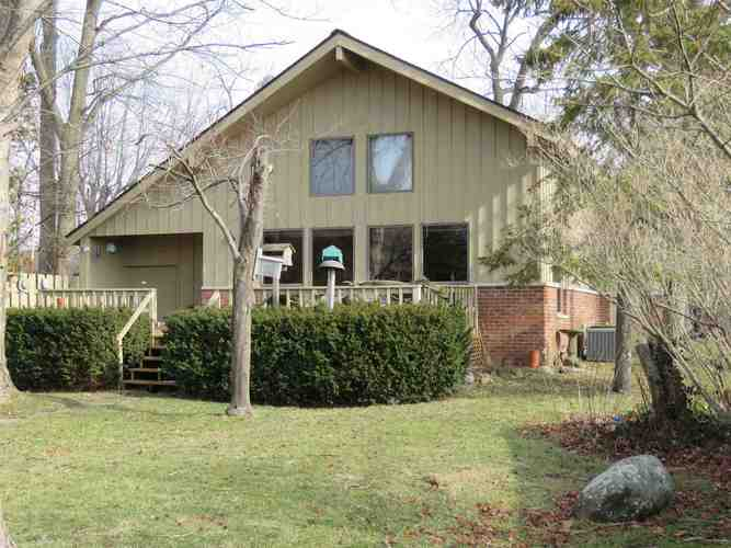 11122 N Lower Lake Shore Dr. Drive N Monticello, IN 47960   MLS 202006090   photo 1