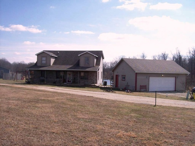 5656 N cox Drive N Bloomfield, IN 47424 | MLS 202006399 | photo 2