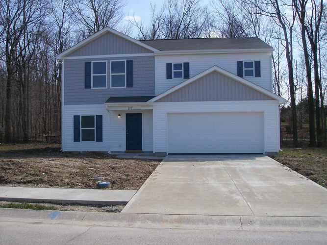 1514 E Holly Drive Albany IN 47320 | MLS 202006836 | photo 1